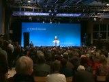 François Bayrou, discours de Nancy - 210312