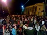 فري برس درعا محجة في الذكرى السنوية لسقوط اول شهيد في البلدة21 3 2012