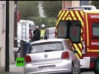 Ultime assaut du RAID à Toulouse 22 mars 2012  - 11h 30 (env)