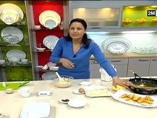 recette de poulet choumicha 2012 de briouates et sandwich de printemp