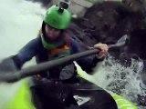 Extreme Whitewater Kayaking Movie