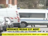 Toulouse : l'assaut final au domicile de Mohamed Merah