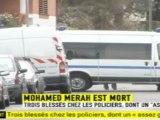 Toulouse : l'assaut final au domicile de Mohamed Merah
