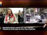 """Merah """"tué"""" par des tireurs du Raid dans sa fuite par le balcon (source policière)"""
