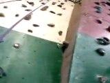 J'ai testé pour vous le mur d'escalade de Vincennes Association d'escalade Vincennoise