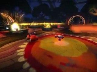 Trailer officiel de LittleBigPlanet Karting