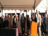 Obsèques de Mohamed Farah ChemsEddine LEGOUAD à la Mosquée de Lyon