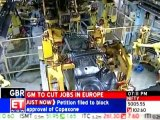 General Motors to cut jobs in Europe