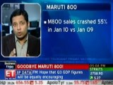 Maruti Suzuki to phase out Maruti 800 from 13 cities