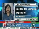 No gas allocation for Rel Power: Sources