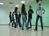 24 by 24 country line dance - WILD COUNTRY