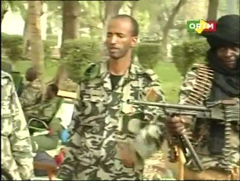 Golpe de Estado en Mali