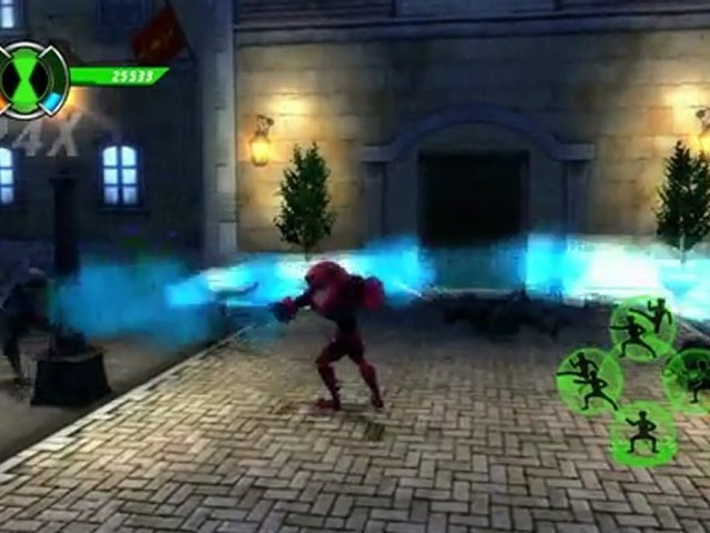 Classic Game Room - BEN 10 ULTIMATE ALIEN: COSMIC DESTRUCTION review for Xbox 360