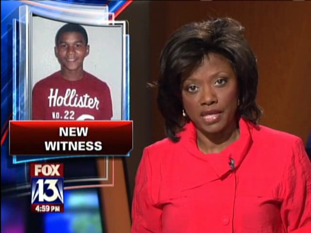 New Witness 911 Tape Proves Trayvon Martin attacked George Zimmerman
