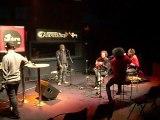 Winston McAnuff & The Bazbaz Orchestra - live radio paradiso - 9 Mars 2012