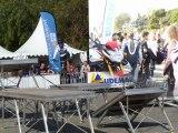 journee de la moto plages du Mourillon Toulon musique la rumba