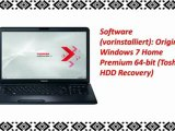 Toshiba Satellite C670-186 43,9 cm (17,3 Zoll) Notebook Review | Toshiba Satellite C670-186 43,9 cm (17,3 Zoll)