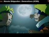Vidéo Preview de Naruto Shippuden : Storm Generations (XBOX 360) - GamersLive.FR