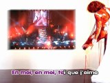 Mylene Farmer - L'ame stram gram Live 2009 karaoke