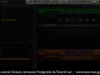 Tuto MAO : Guitar Rig 5 Pro Native Instruments Partie 1