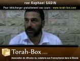 Introduction Au Nefesh Hahaim Du Rav Haim De Volozhyn - rav Raphaël SADIN (Torah-Box.com)