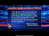Fake Obama Social Security - Fake Birth Certificate Invites a Court Case (High)