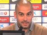 """Deportes / Fútbol; Barcelona, Guardiola: """"Seis puntos con el Madrid son muchos puntos"""""""
