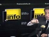 Nicolas Sarkozy invité de France Info