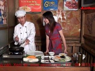 Cơm trộn Hàn Quốc (Vào bếp cùng Sao - Số 19) - tapchiamthuc.vn - amthuc.tv