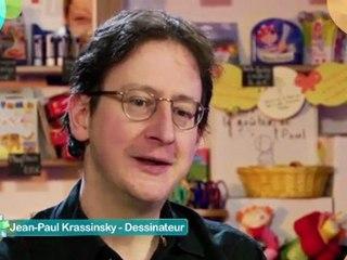 Interview Jean Paul Krassinsky dessinateur (quand j'étais petit / part 1)