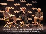 Interview de Tim Burton pour Tim Burton l'Exposition a la Cinematheque francaise
