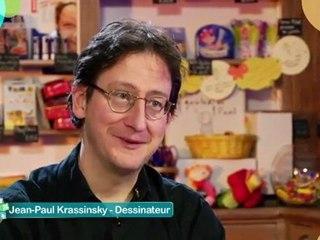 Interview Jean Paul Krassinsky dessinateur (quand j'étais petit / part 2)