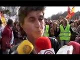 Apoyo a María San Gil desde Libertad Digital Televisión