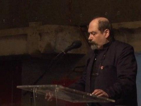 Meeting des 39, 17 mars 2012 à Montreuil : ouverture