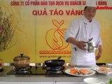 Gà om ngũ vị (Vào bếp cùng Sao - số 49) - tapchiamthuc.vn - amthuc.tv