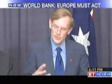 World Bank warns European Union on debt crisis