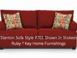 Stanton Sofa Gallery Video, Key Home Furnishings, Portland, Oregon