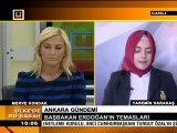 27 Mart 2012 Yasemin KARAKAŞ ülke tv Ankara Gündemi ni anlatıyor