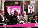 Eric MONTES - Annonce de la candidature de Frédéric ALLIOT aux Elections Législatives 2012