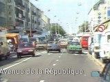 Le centre ville et le quartier Ville Port de Saint-Nazaire de 1990 à nos jours