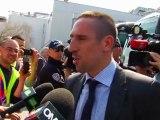 Ribery de retour à Marseille