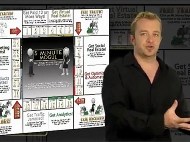 How To Make Money Online – 5 Minute Monopoly Launch