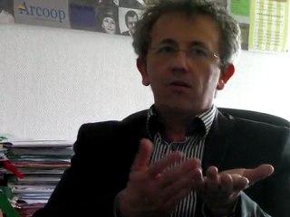 Christophe Chevalier d'Archer au pôle territorial de coopération économique Pôle sud de Romans