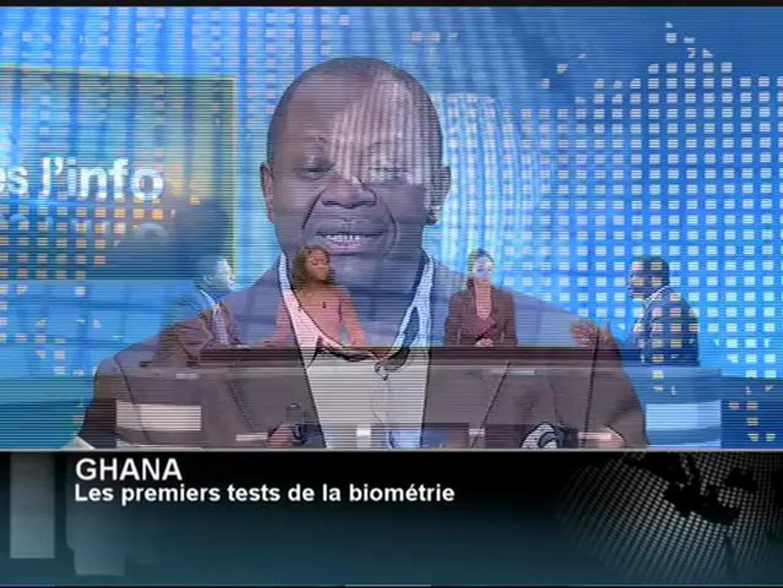 AFRICA NEWS ROOM du 27/03/12 - France - Front de gauche - partie 1