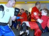 PAP TEAM - Kick-boxing training 2 _ HUNGARY - YouTube