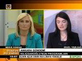 28 Mart 2012 Ergül Yeşildağ Ülke tv de Ankara'nın gündemini aktarıyor.