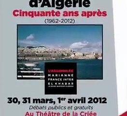 Guerre d'algérie, cinquante ans après - Le Direct