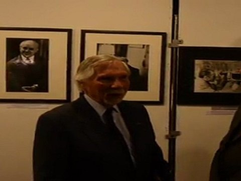 Claude-Michel Masson et Daniel Botti