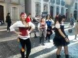 Carnaval Céret 2012 N°1 Vidéo 10