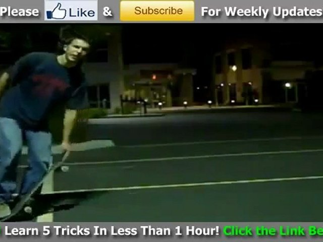 Easy Skateboarding Tricks – Skateboard Tricks